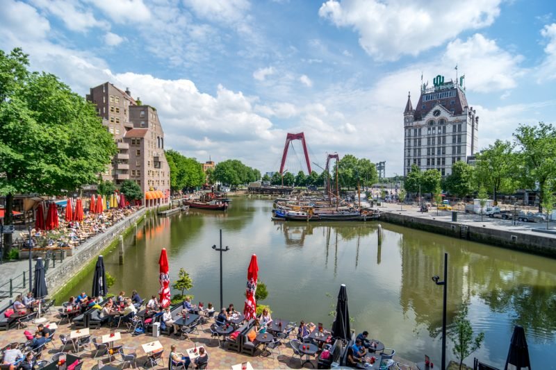 as cidades mais lindas para conhecer a partir de Amsterdam