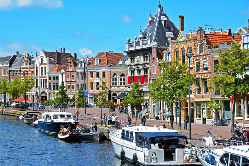 cidades perto de Amsterdam para fazer um bate-volta
