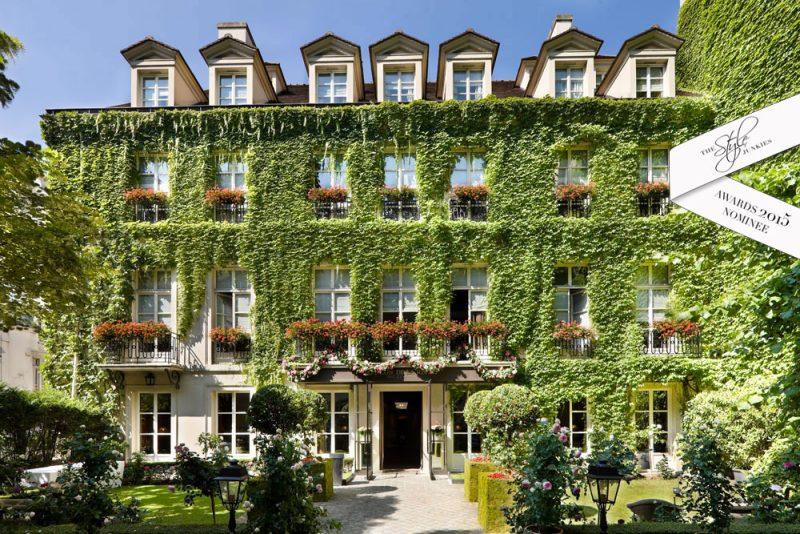 Hotéis em Paris, Marais: o Pavillion de la Reine