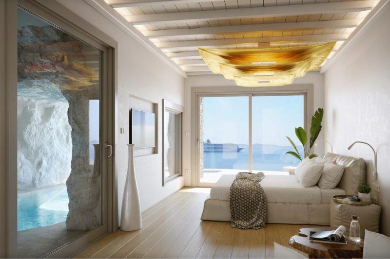 hotéis Mykonos Grécia
