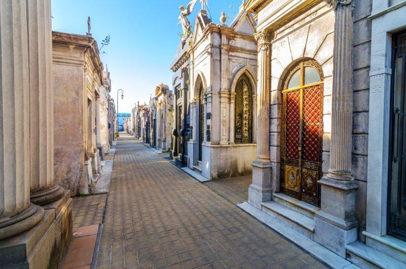 O que fazer em Buenos Aires: cemitério Recoleta