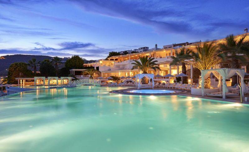 Hotéis em Mykonos
