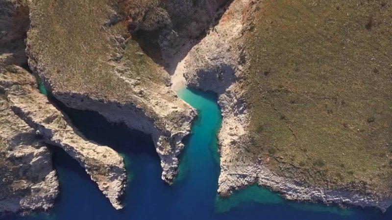 Praias de Creta: Stefanou e suas vizinhas, para onde há passeios de barco