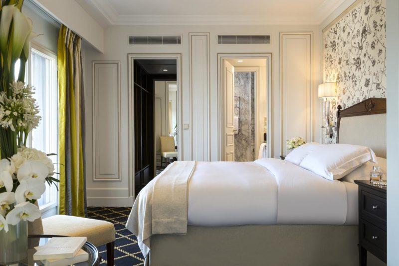 Dicas Paris: Quarto do Hôtel San Régis.
