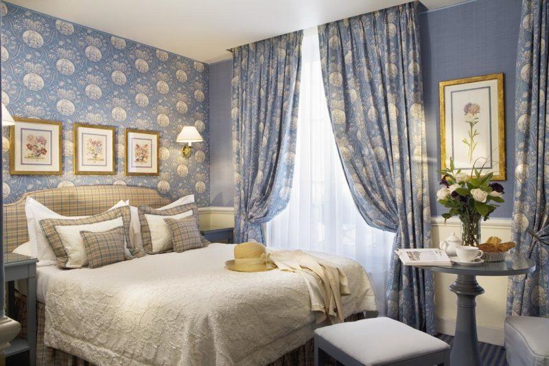 Paris hotéis: Clássico Hotel du Champ de Mars.