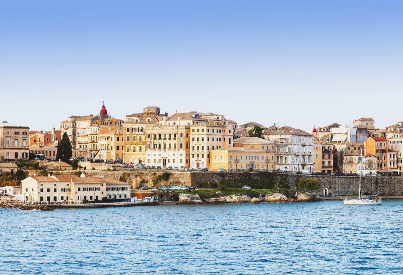 Roteiro de 5 dias em Corfu