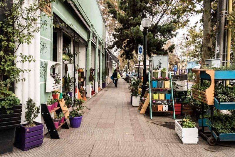 atrações de Santiago