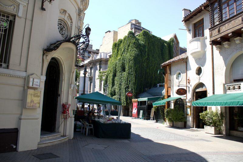 atrações em Santiago