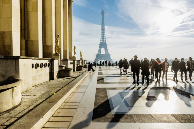 Onde ficar em Paris: Chaillot é o bairro do Trocadero, melhor lugar para ver a Torre Eiffel.