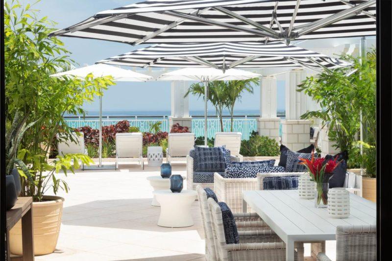 hoteis de luxo no caribe