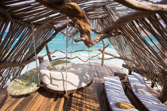 Melhores hoteis do Caribe Azulik Tulum