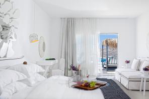 Melhores hoteis de Mykonos: o Myconian Villa Collection