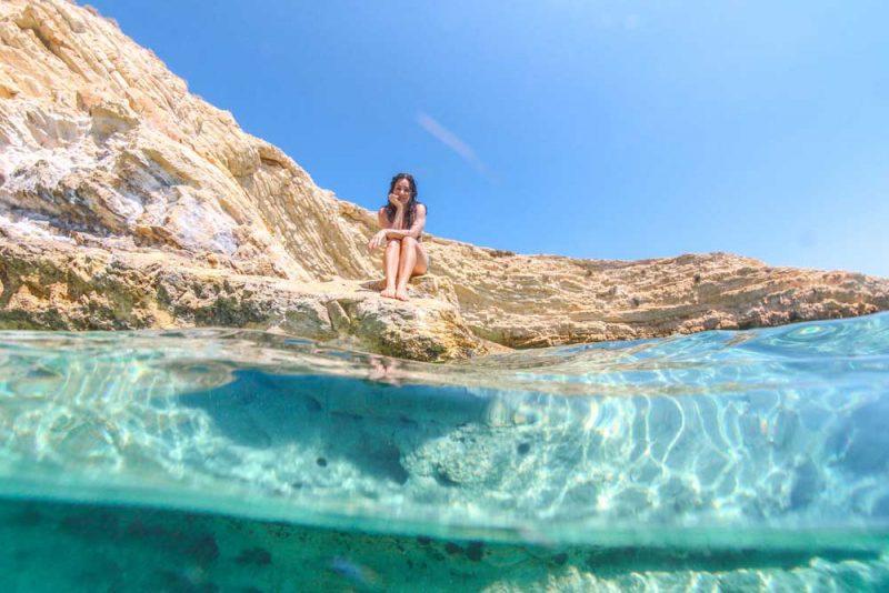 Dicas ilhas gregas: mais uma de  Kato Koufonisia
