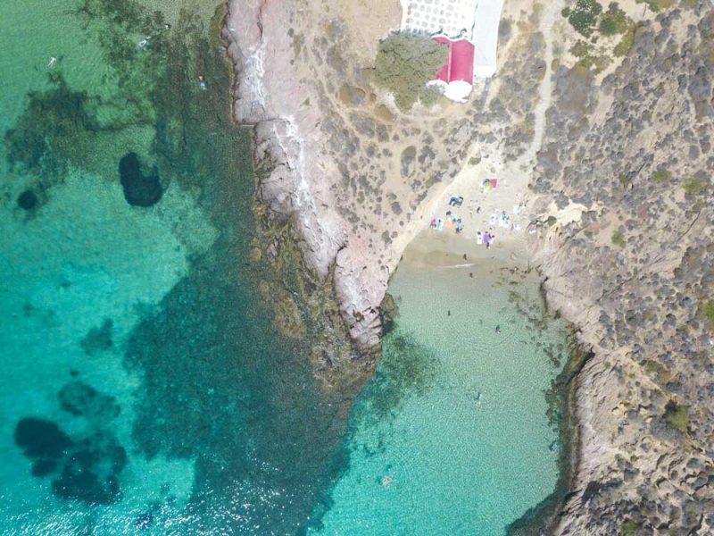 praias de mykonos