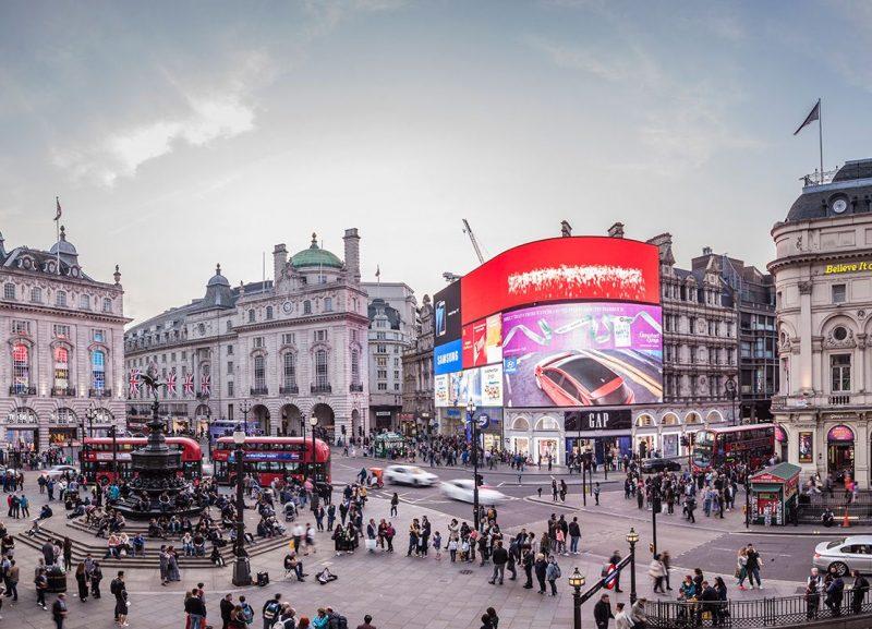 Destinos para ir em janeiro internacional Londres