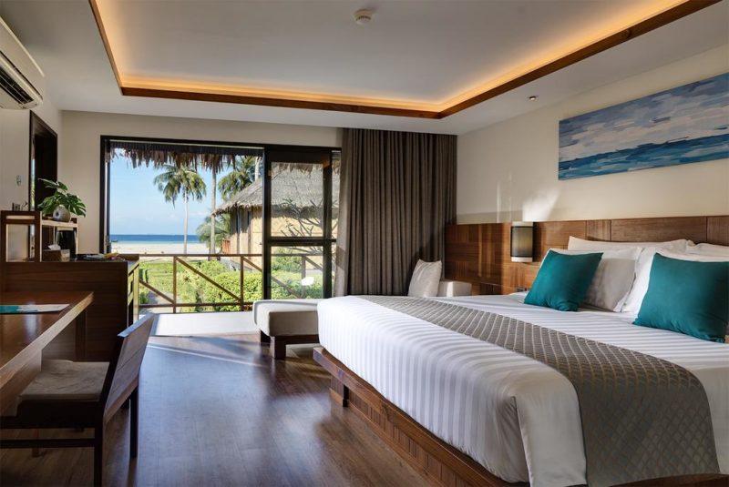Hotéis em Phi Phi: o quarto do Island Resort