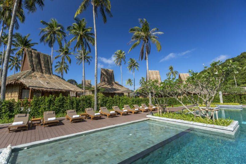Melhores hoteis de Ko Phi Phi- Island Resort