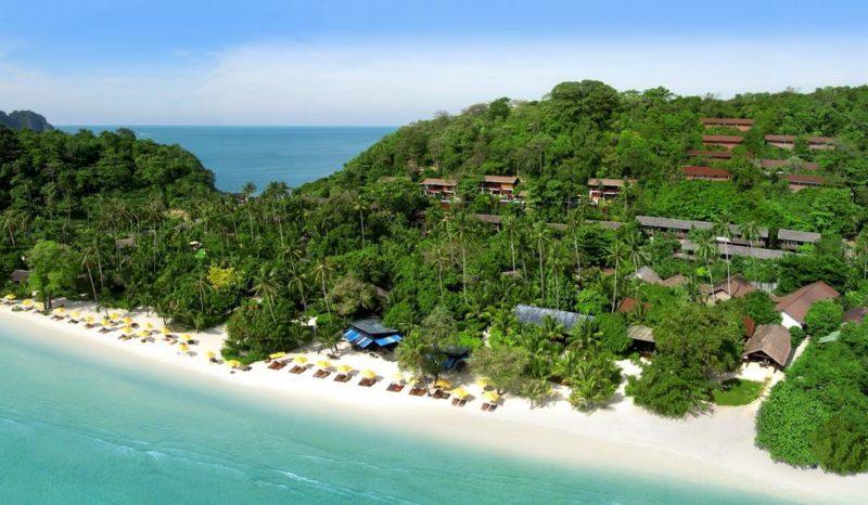 Melhores hoteis de Ko Phi Phi: o Zeavola