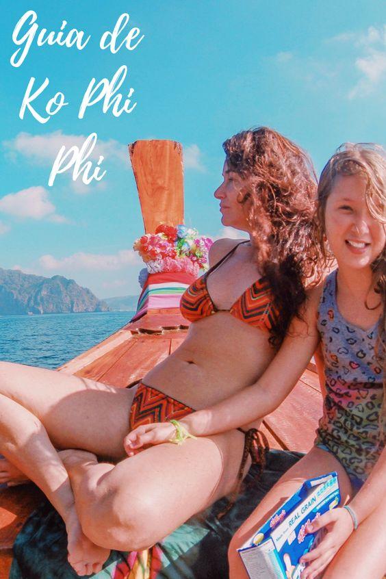 Ko Phi Phi o que fazer