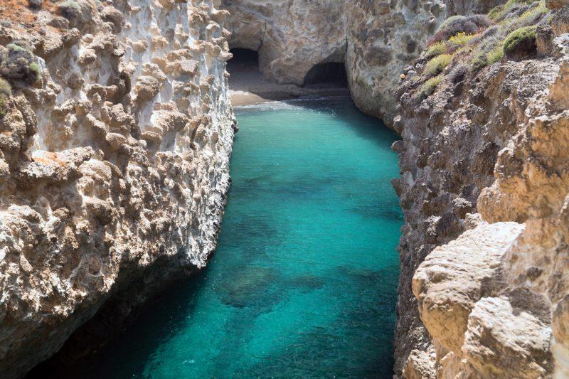 Grecia Papafragas, Milos