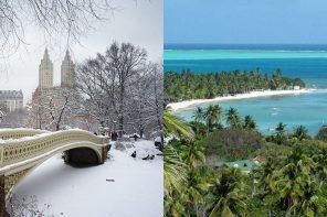 Para onde viajar em janeiro: 10 melhores destinos