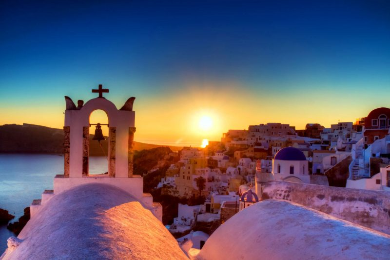 viagem Santorini
