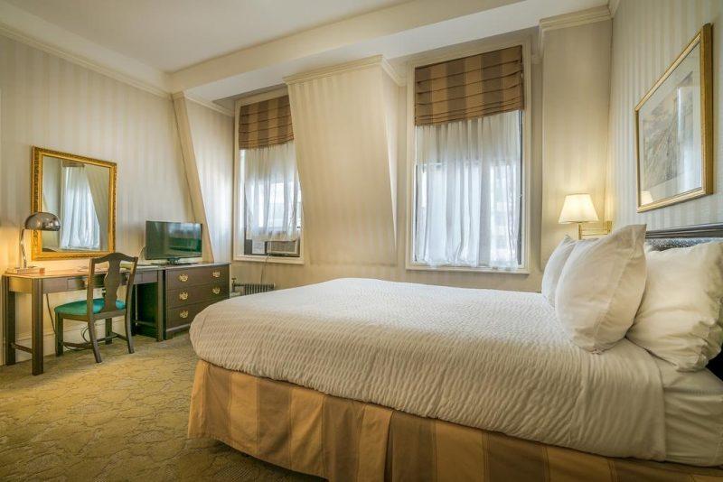 Onde ficar em Nova Iorque: o Wolcott Hotel