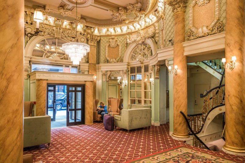Hoteis NY: o Wolcott Hotel