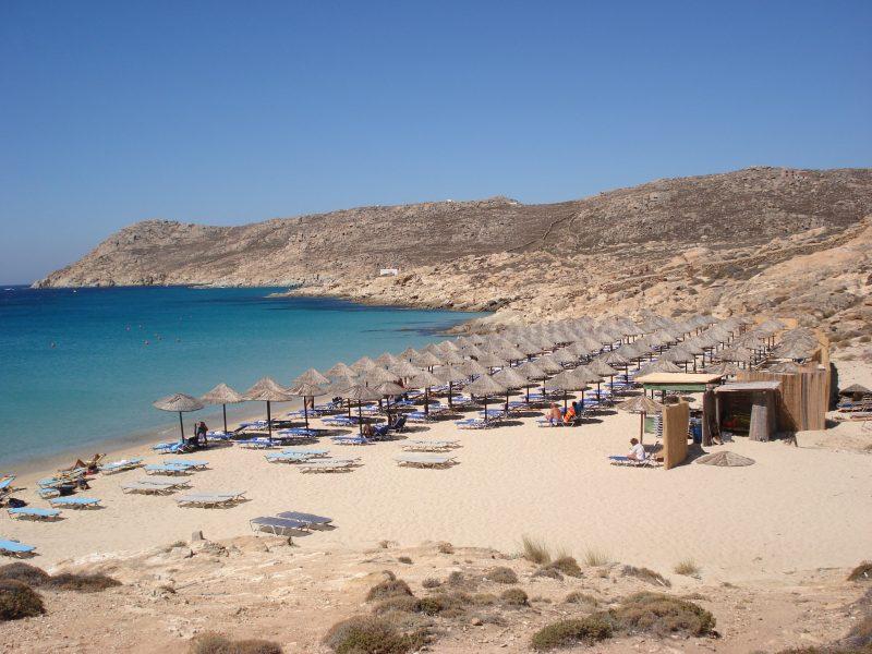 mykonos praias