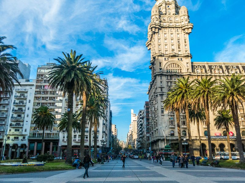 Lugares para ir no feriado de 15 de novembro: Montevideo