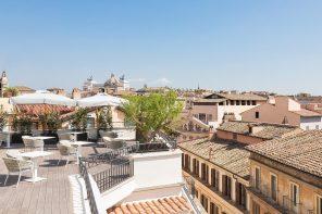 Melhores hoteis de Roma: nossa lista