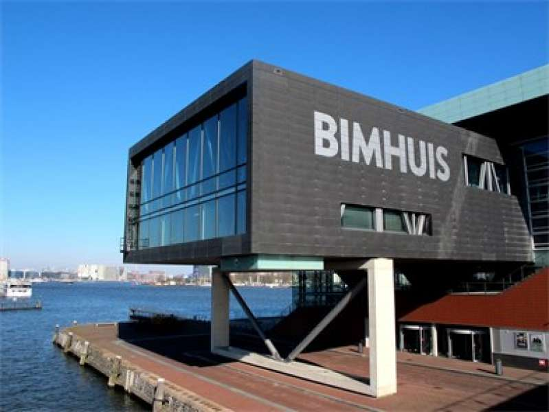 O que fazer em Amsterda: Bimhuis, com shows de jazz e blues