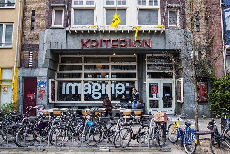 dicas de amsterdã: o cinema kriterion, pilotado por estudantes da universidade