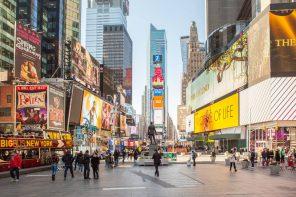 Hotéis na Times Square NY: para todos os bolsos