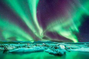 Melhores hotéis para ver a aurora boreal
