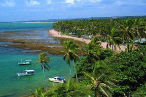 Praias com bebês no Brasil: um guia de águas mansas para família