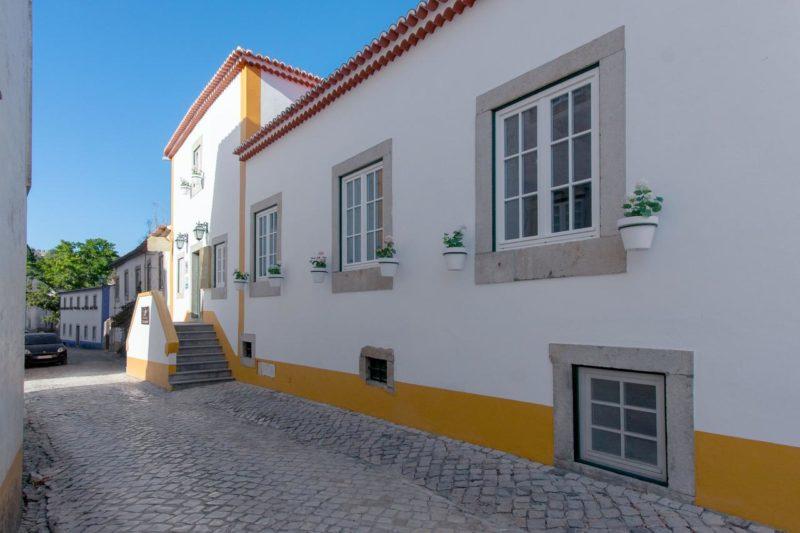 onde ficar em Óbidos