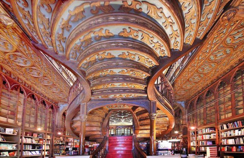 Roteiro de 10 dias em Portugal: Livraria Lello