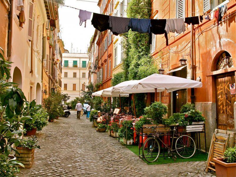 O que fazer em Roma: o Trastevere