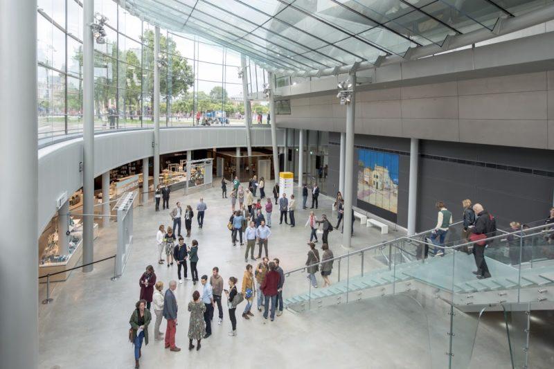 Atrações em Amsterdã: van gogh museum