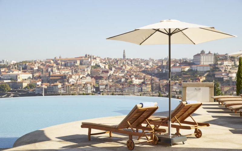 Onde ficar no Porto: a vista do Hotel The Yetman