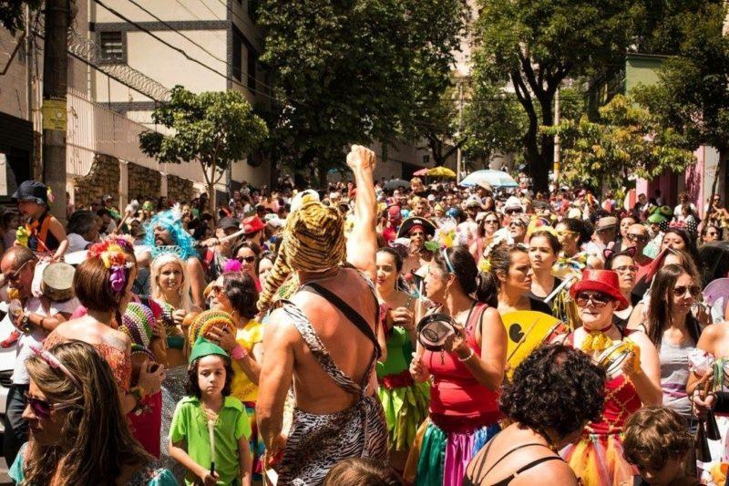 Carnaval com crianças: Bloco Fera Neném em BH