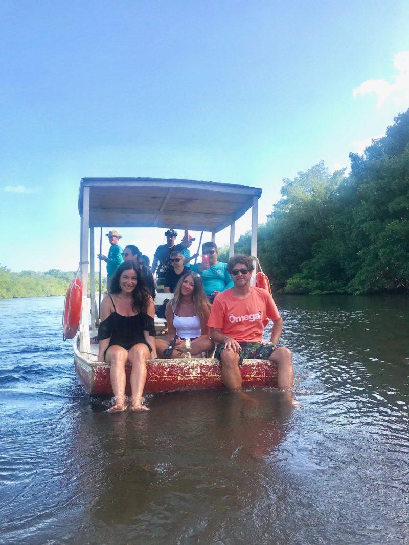 O que fazer em Alagoas: Passeio pra ver o peixe-boi