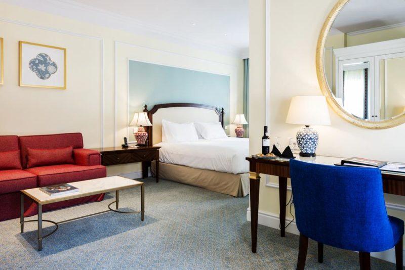 Dica de hotéis no Porto