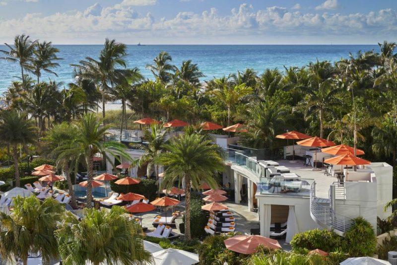 Onde ficar em Miami: vista do Loews