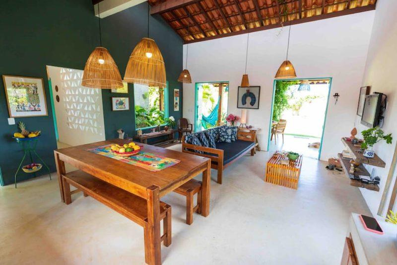 airbnb Alagoas Rota ecológia