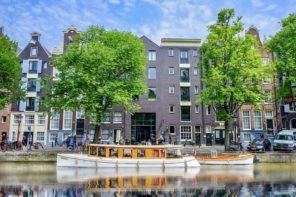 Hoteis em Amsterdã: Pulitzer, o primoroso