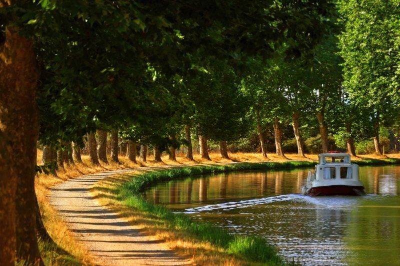 Canal do Midi dicas