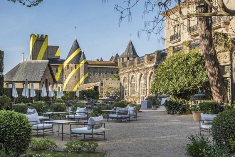 Onde se hospedar em Carcassonne