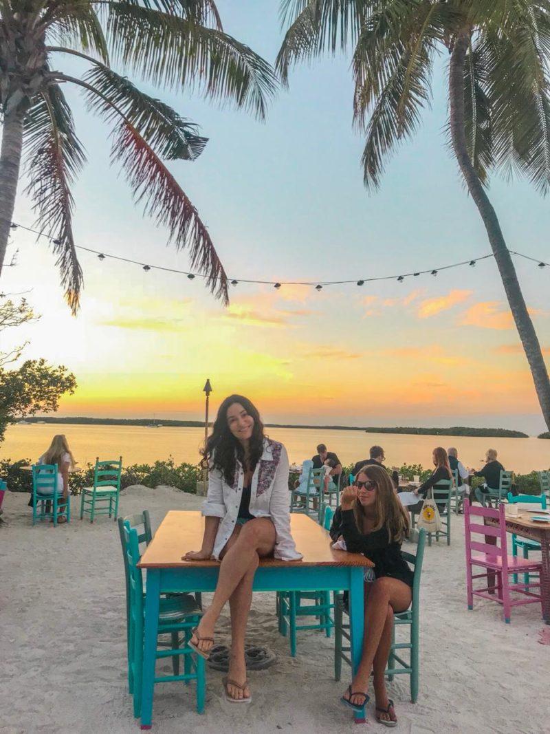 Restaurantes em Key Largo
